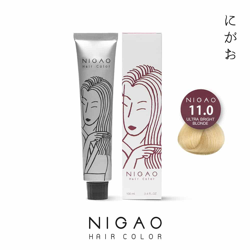 11.0 - Nigao Hair Color Ultra Bright Blonde