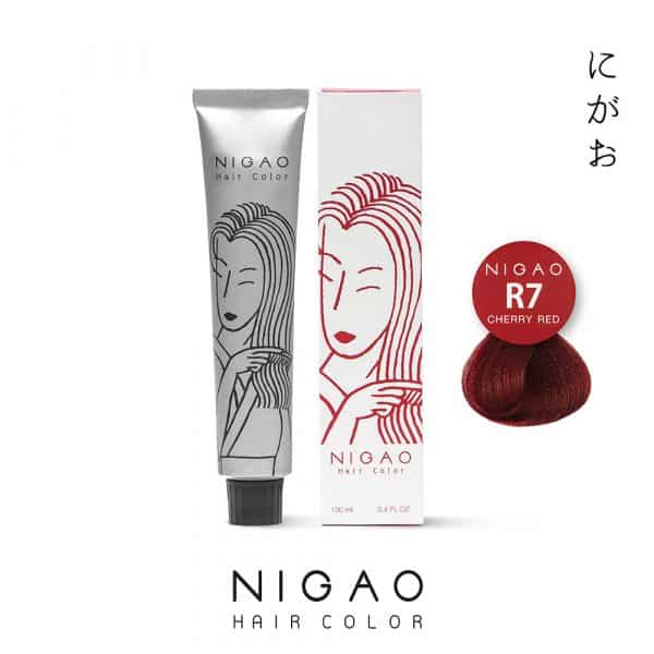 R7 - Nigao Hair Color Cherry Red